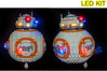 레고 BB-8 조명 lego75187 led kit